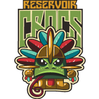 Reservoir Crocs team badge